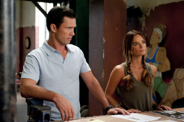 burn notice michael and fiona relationship definition