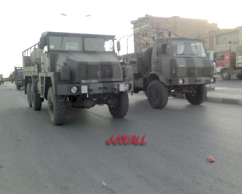 Fuerzas Armadas de Argelia 27-04-16
