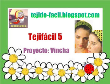 Comienza el Tejifcil 5!!!