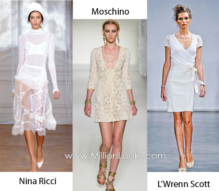 How to white a accessorize dress recommend dress in spring in 2019