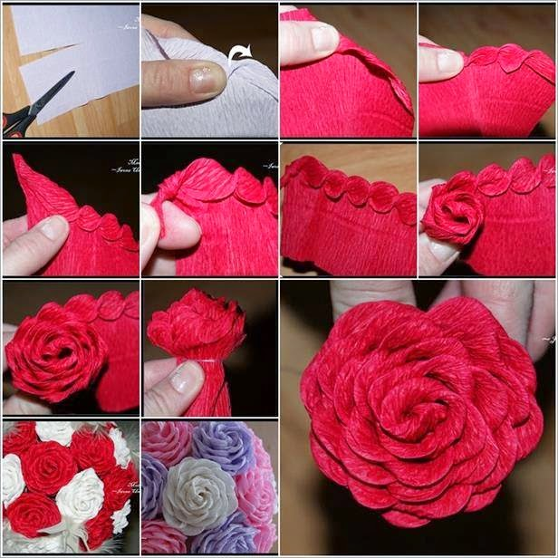 Flowers | Diy Step By Step Tutorials.