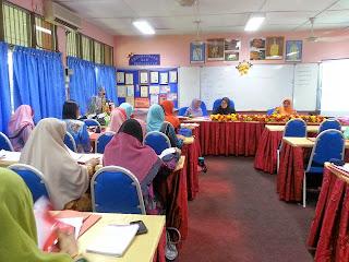 Mesyuarat Guru Awal Tahun Dan Persediaan Buka Sekolah Sesi 2014