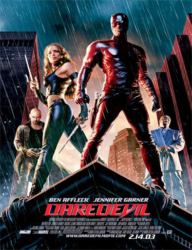 Ver Daredevil: El hombre sin miedo (2003) Online