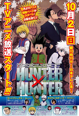 Hunter x Hunter 2011