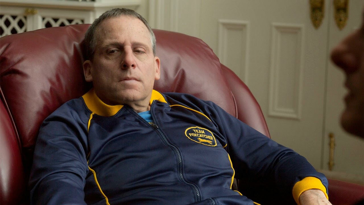 foxcatcher steve carell