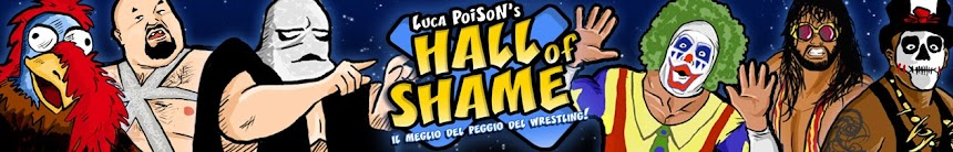 Luca PoiSoN's HALL of SHAME