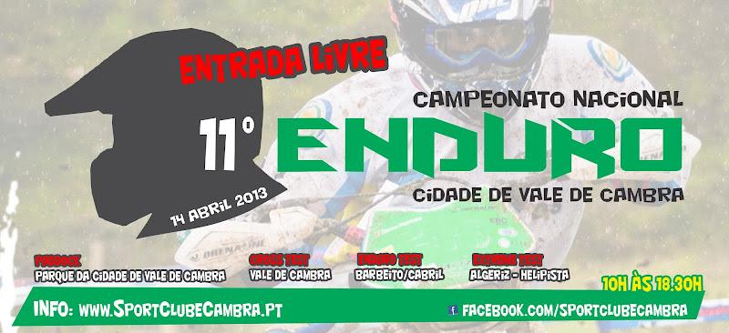 CNE 2013: Enduro Vale de Cambra Flyer_enduro2013