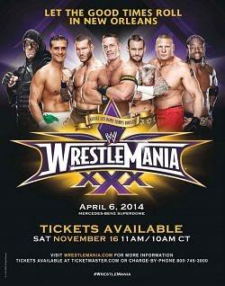 ver WrestleMania 30 / 2014