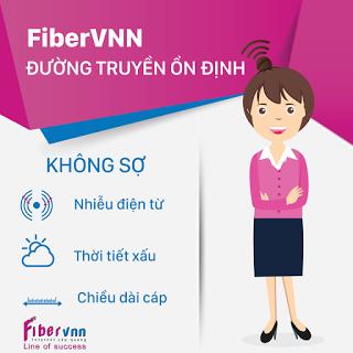 Khuyến mãi internet FiberVNN