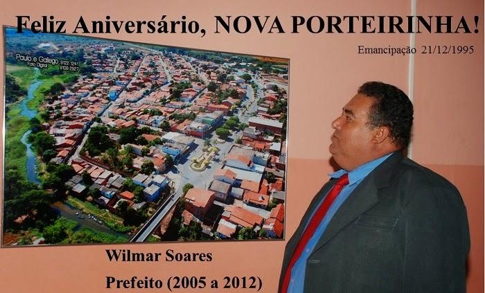 MENSAGEM DE WILMAR SOARES - PREFEITO (2005 a 2012)
