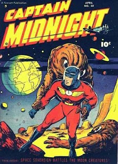 Captain Midnight 50 cover