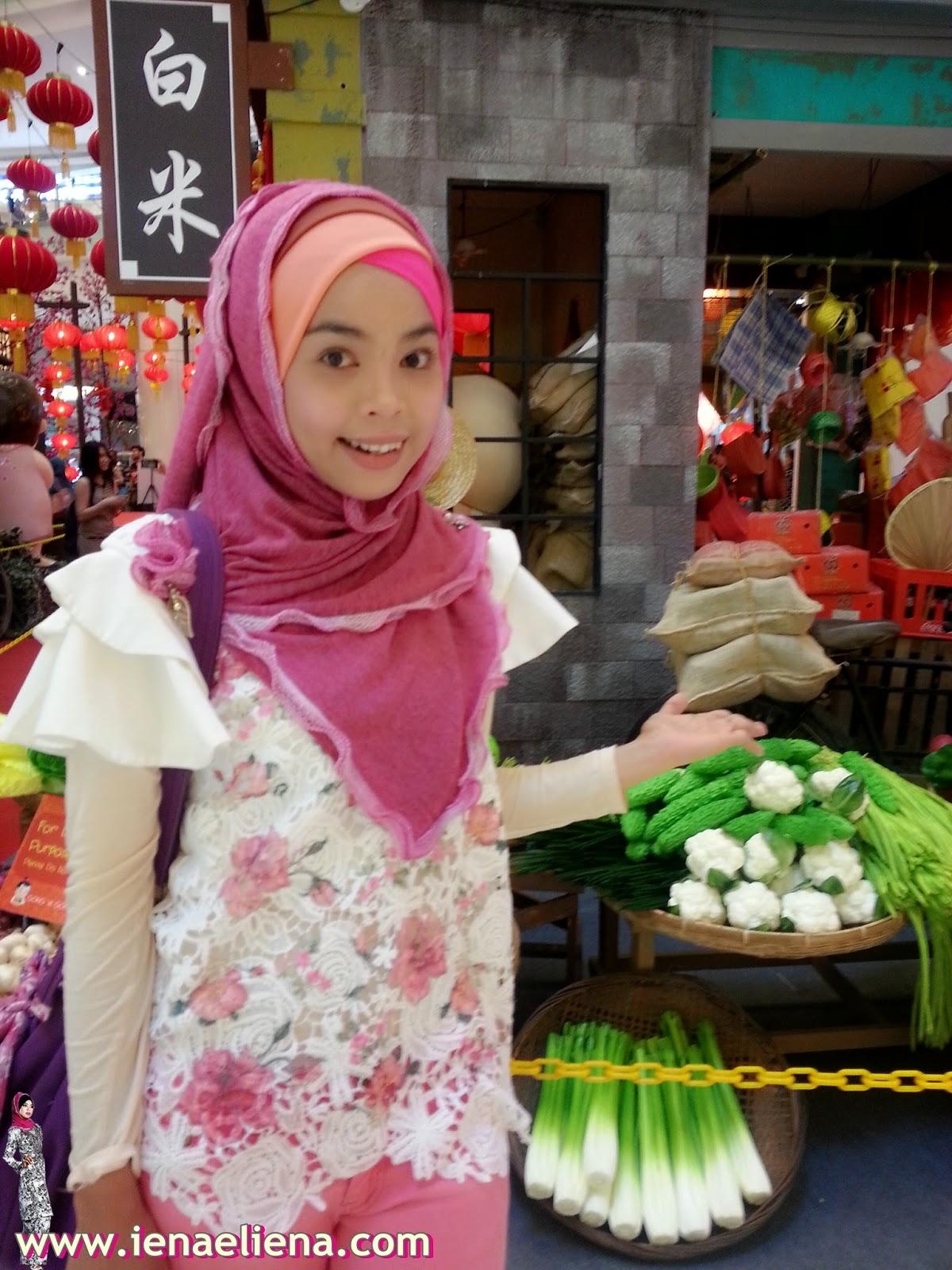 Makan tengah hari di Kungfu Bake Rice Aeon Big Subang Jaya