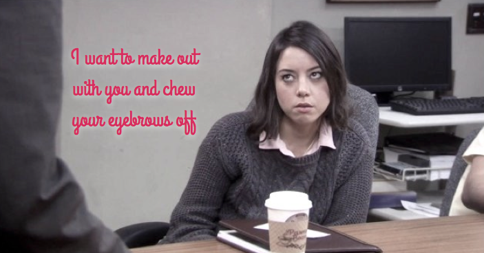 Parks and Rec, Parks and Recreations Valentines, Free Printables, April Ludgate