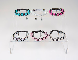 Crystal Coutures Elite Collection - Designer Accessories - Shamballa Bracelets