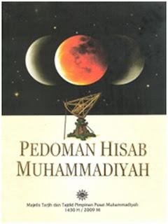 Muhammadiyah Terbelenggu Wujudul Hilal