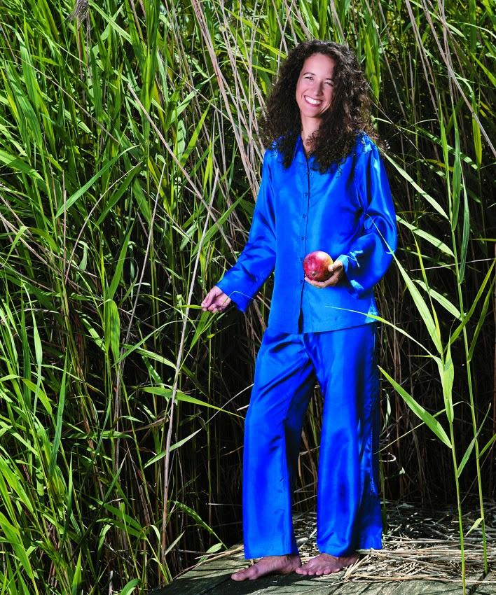 Reisepyjama aus Seide für Damen von Traveler´s Tree