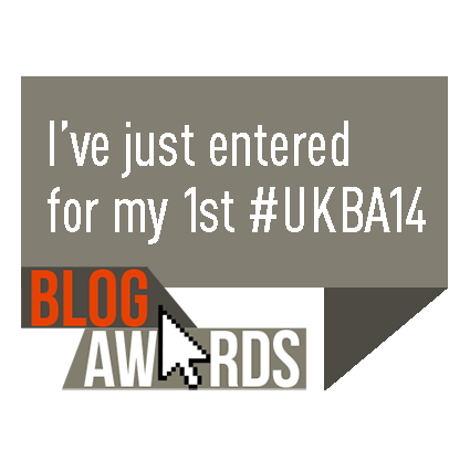UK BLOG AWARD 2014