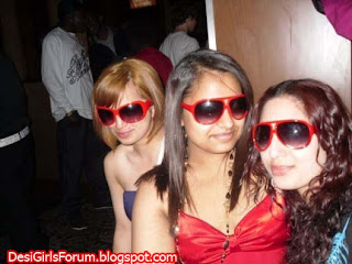 Glasses Desi Girls