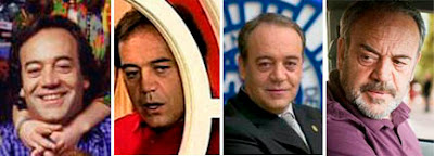 Pepa y Pepe, Todos los hombres sois iguales, El Comisario, Víctor Ros
