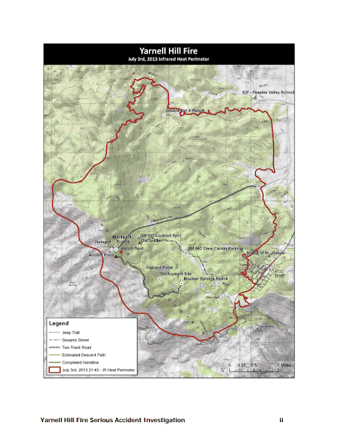 MADWEATHER: Yarnell Hill Wildfire Investigation