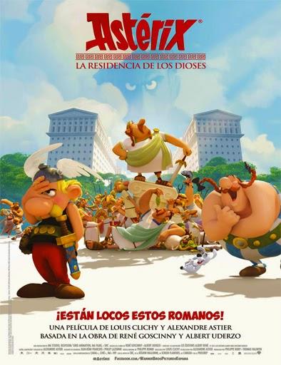 Ver Asterix: La residencia de los Dioses (2014) Online
