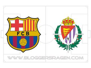 Prediksi Pertandingan Real Valladolid vs Barcelona