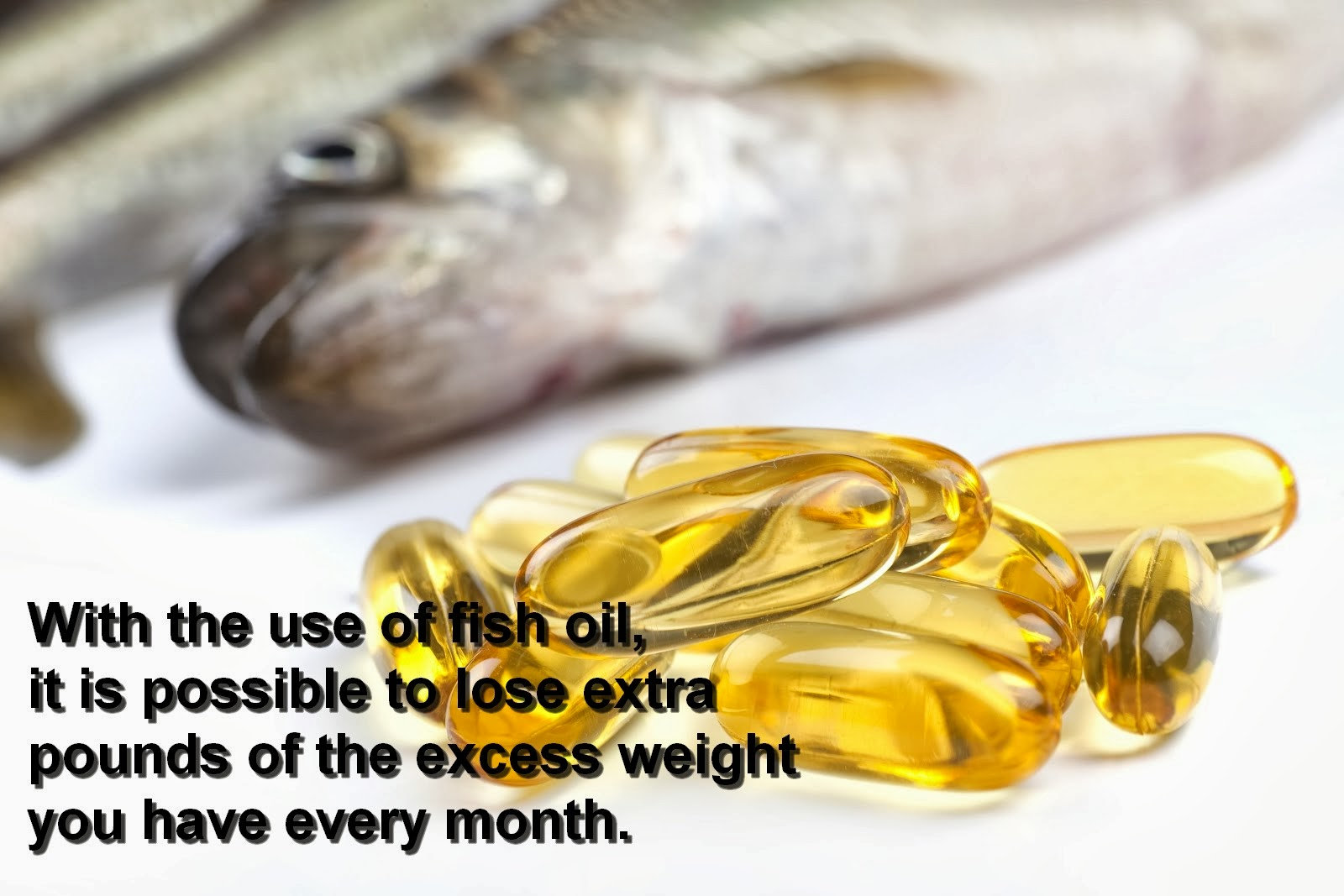 Why Fish Oil Weight Loss Is The Best