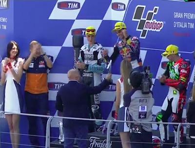 Ramai, Podium 1 Moto3 Mugello Diperebutkan Enam Pembalap Sekaligus