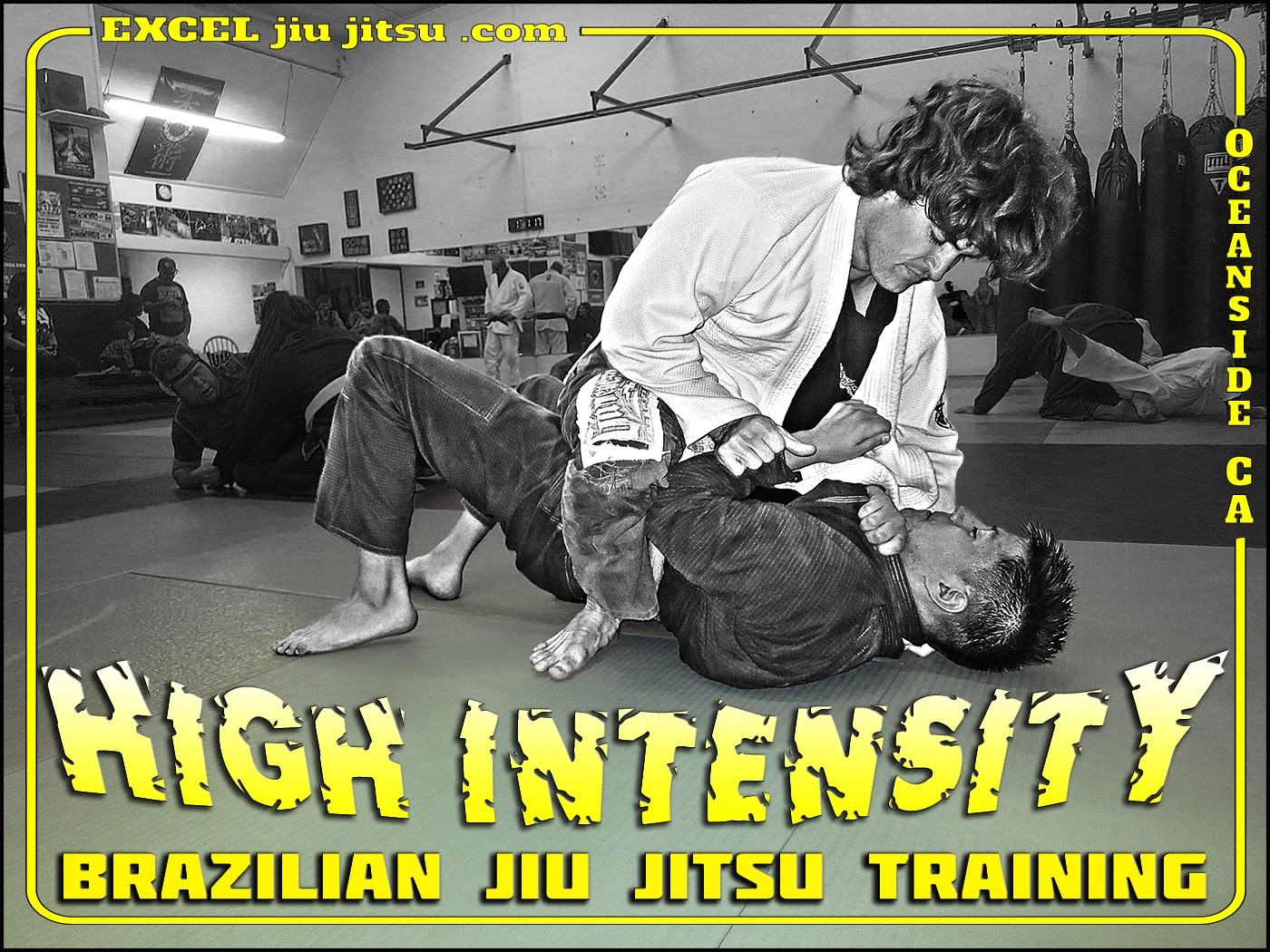 Ground fighting Martial Art BJJ gym in Oceanside serving all of North County San Diego, Ca