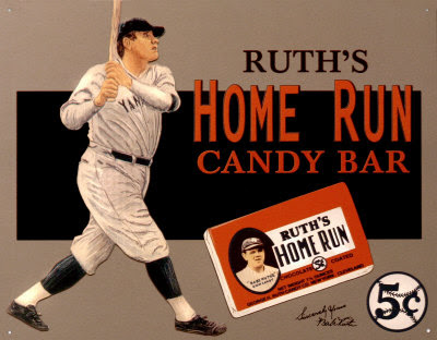 "History Spaces: WAS THERE EVER A REAL ""BABY RUTH""?"