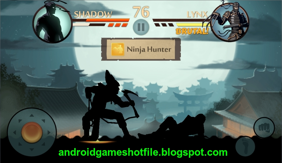 shadow fight 2 hack obb