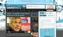 Cancha Llena fútbol y otros deportes online CanchaLlena futbol A Cancha Llena futbol playfutnol