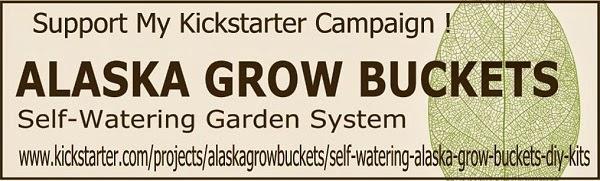 Alaska Grow Buckets Kits