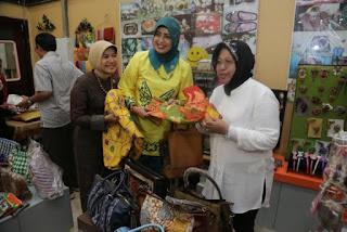walikota Surabaya mendampingi anggota DPD RI