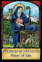 St. Gertrude of Nivelles