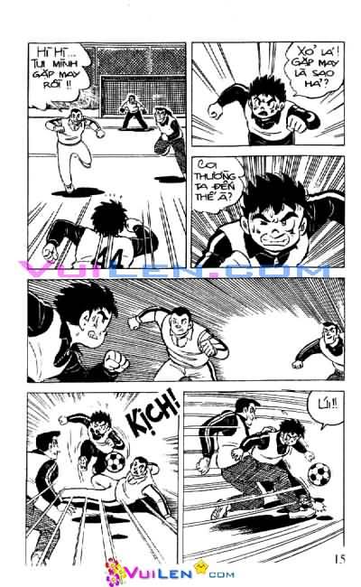 Jindodinho - Đường Dẫn Đến Khung Thành III  Tập 12 page 15 Congtruyen24h