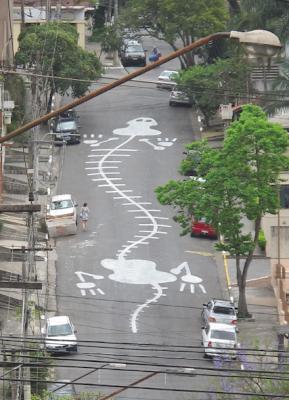 Street Art in São Paulo Part 9 - TEC