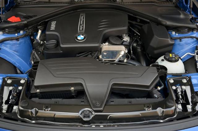 2015 BMW 435d M Sport xDrive Gran Coupé