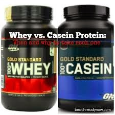 Casein Powder and Protein Powder