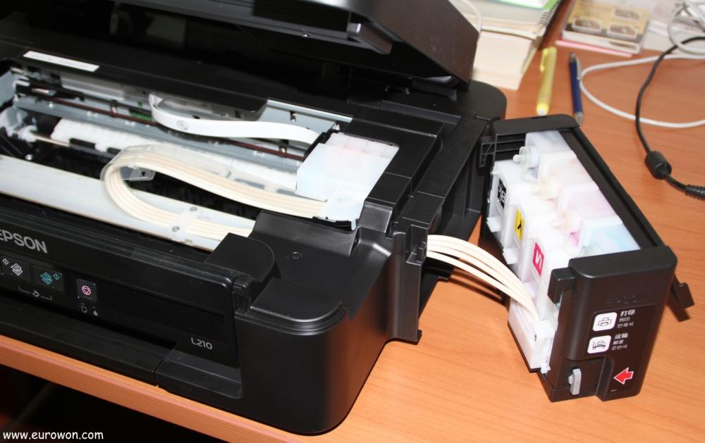 Ремонт принтеров epson своими руками 489