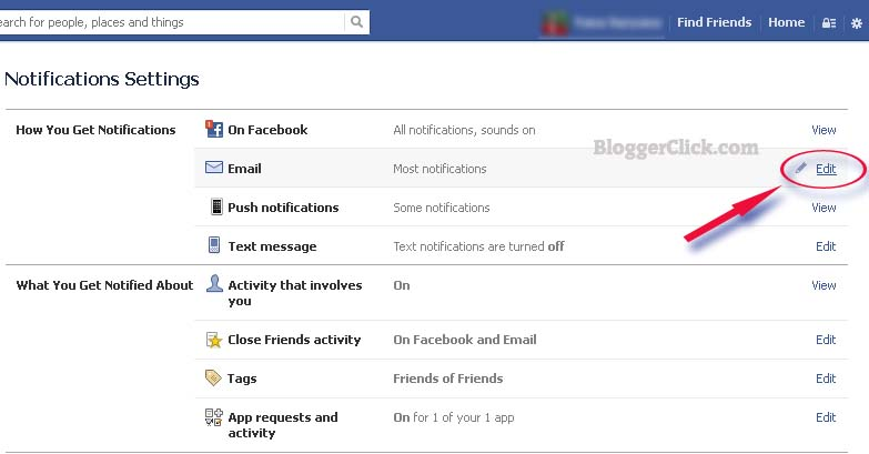 how to stop facebook emails do you know