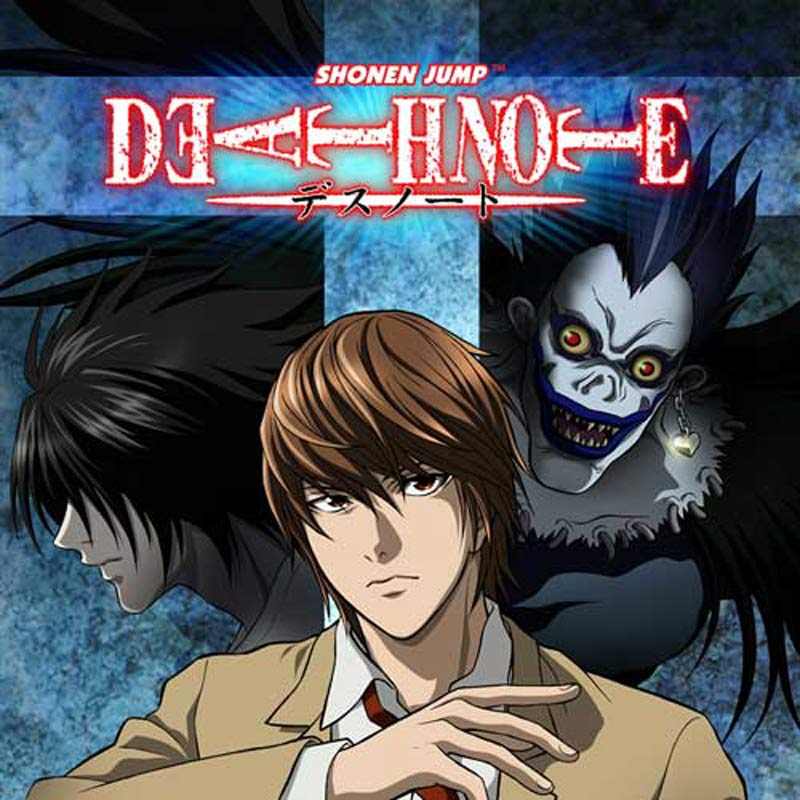 Death Note, una sobrenatural historia de detectives