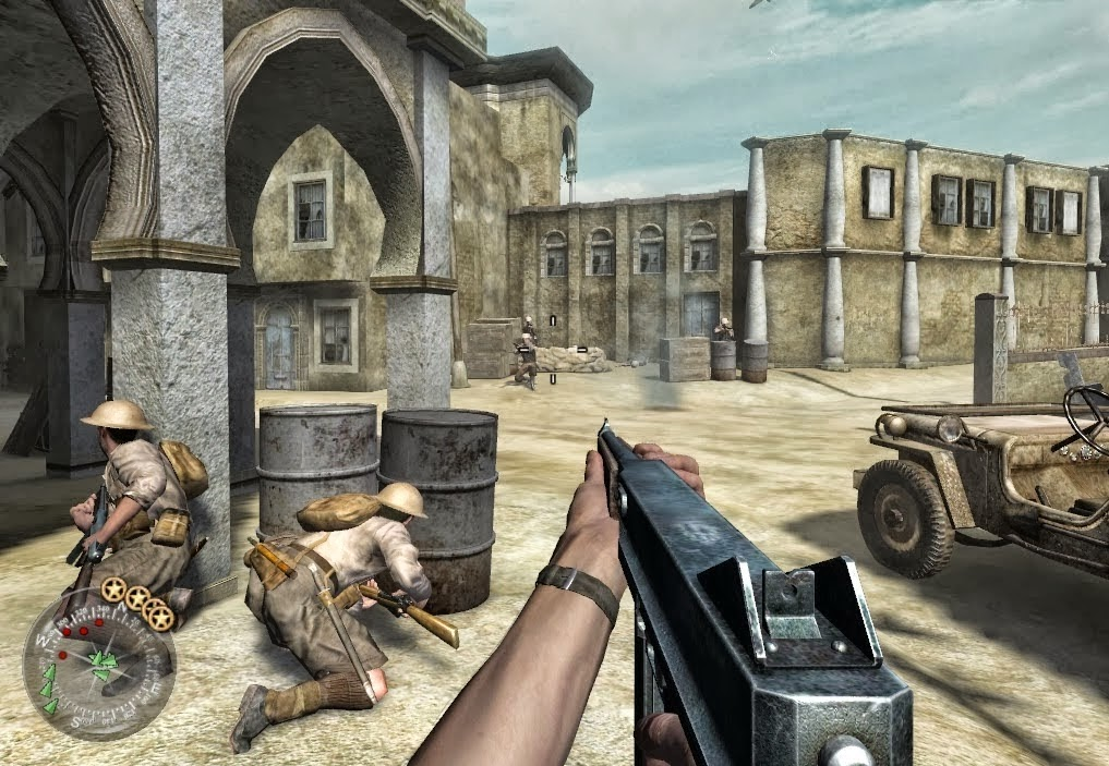 Free download call of duty 2 PC Game