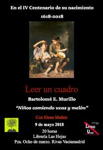 CICLO ARTÍSTICO-LITERARIO MENSUAL