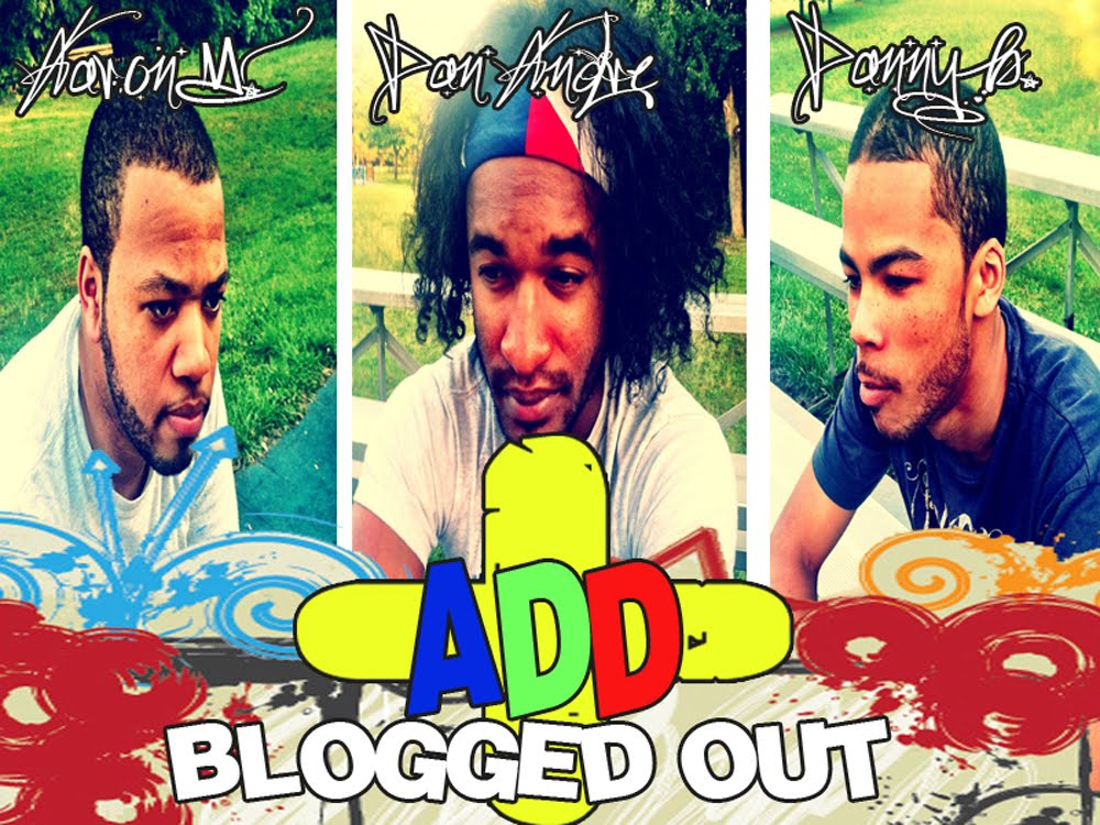 ADD Blogged Out