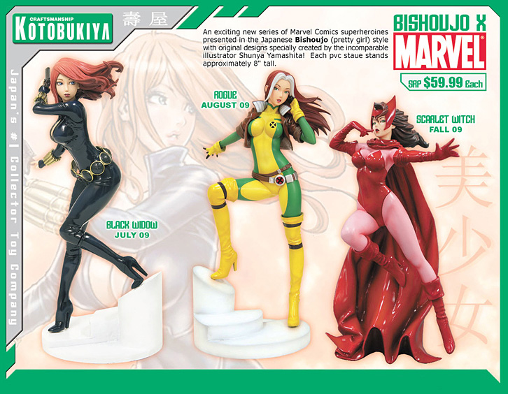 Outros itens colecionáveis que você quer ter: sonhos e pretensões! - Página 2 Marvel-kotobukiya-bishoujo