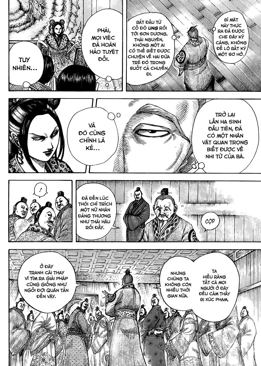 Kingdom - Vương Giả Thiên Hạ Chapter 410  page 8 - IZTruyenTranh.com