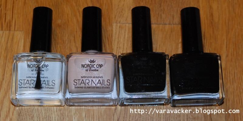 nordic cap star nails