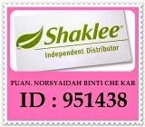 ♥Shaklee Indipendent Distributor♥
