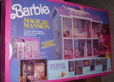 Mattel Barbie Magical Mansion